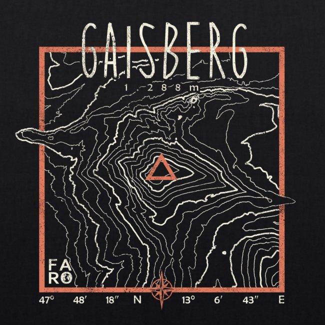 Gaisberg Countour Lines