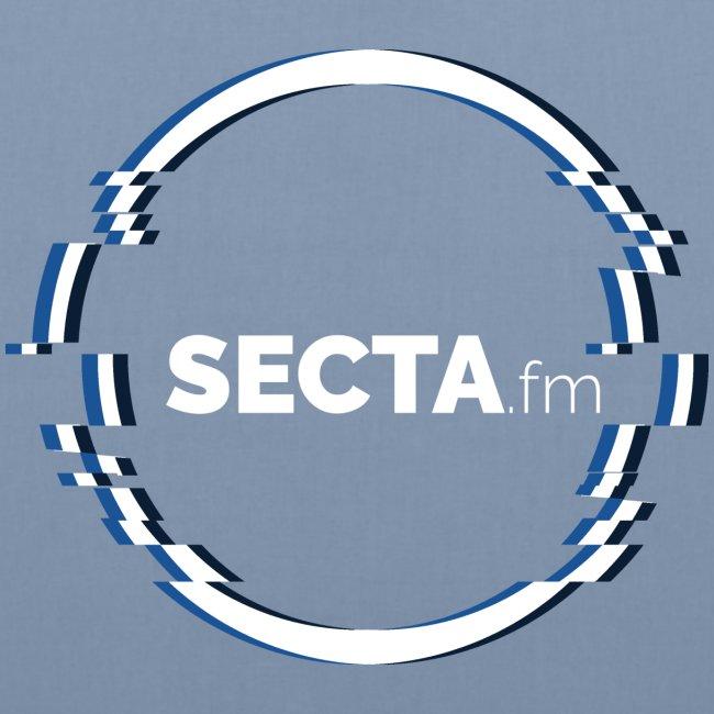 secta ring mit schriftzug