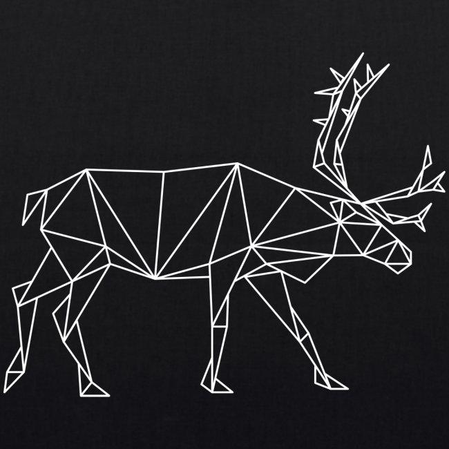 Geometric reindeer