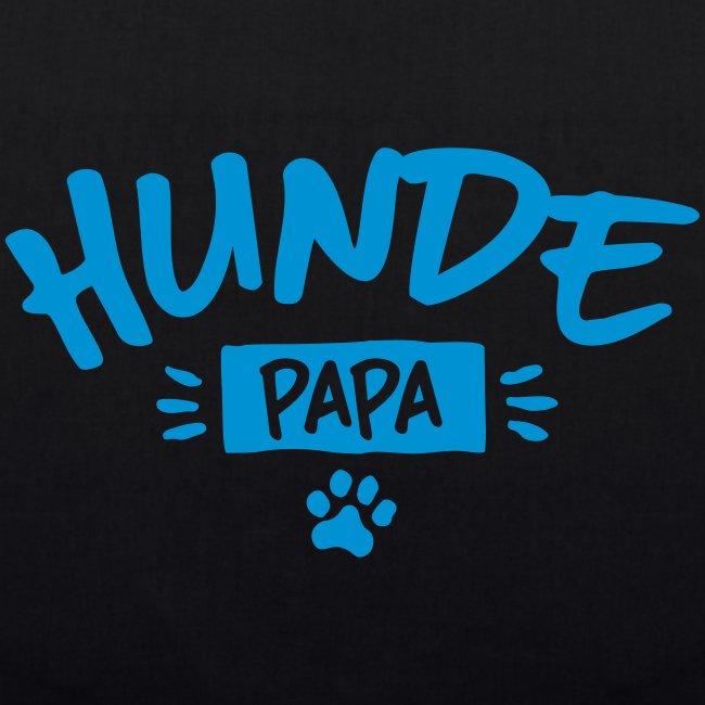 Vorschau: Hunde Papa - Bio-Stoffbeutel
