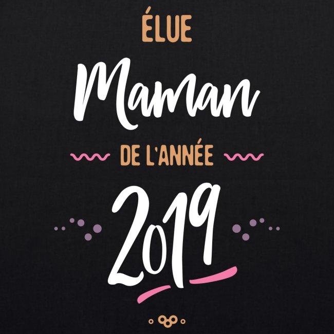 Élue maman de l'année 2019