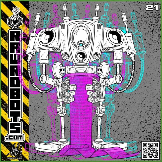 The S.P.E.E.C.H. Robot!