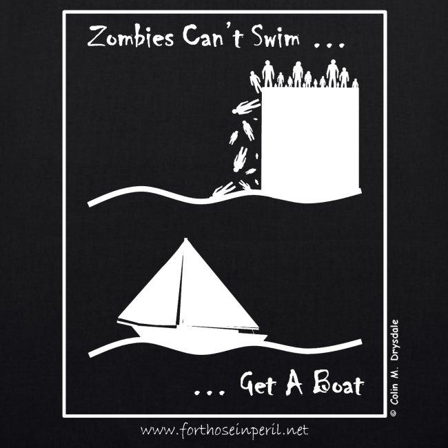 Zombies Can't Swim (W)