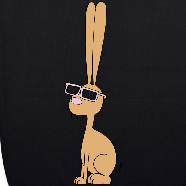 "Mädels T-Shirt ""Smart Bunny"""