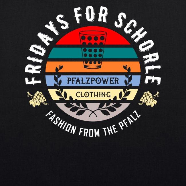 Fridays for Schorle Pfalzpower
