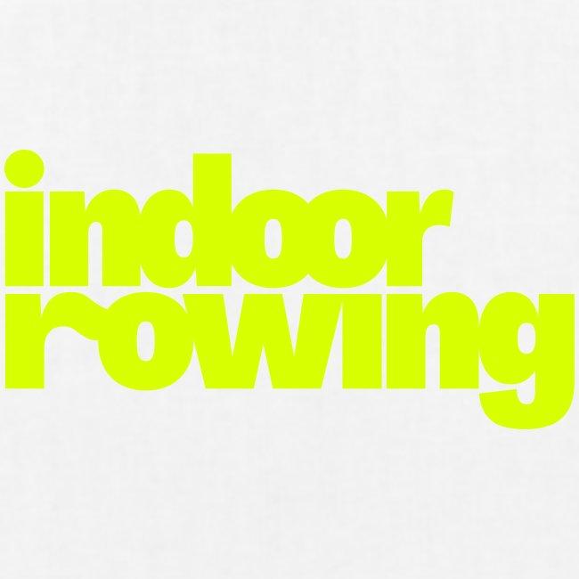 indoor rowing