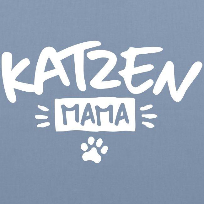 Vorschau: Katzen Mama - Bio-Stoffbeutel
