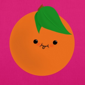 Cute Orange - Bio-stoffveske