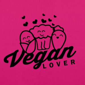 Vegan love - EarthPositive Tote Bag