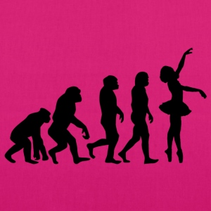 ++BALLETT EVOLUTION++ - Bio-Stoffbeutel