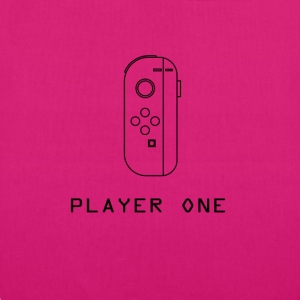 Player One Switch - Borsa ecologica in tessuto