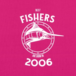 Present for fishers born in 2006 - EarthPositive Tote Bag