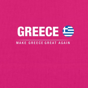 Marito Grecia Great Again - Borsa ecologica in tessuto