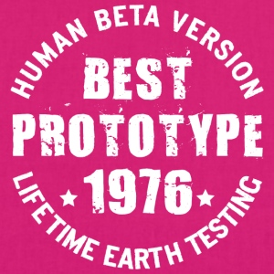 1976 - The year of birth of legendary prototypes - EarthPositive Tote Bag
