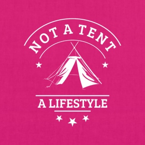not_a_tent_wei-- - EarthPositive Tote Bag