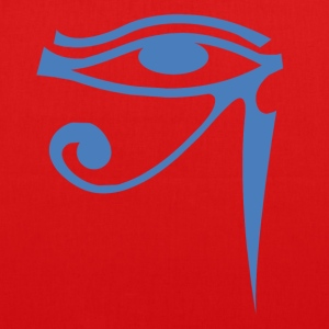 Eye of Isis - Bio-Stoffbeutel