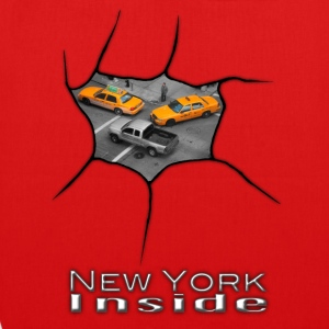 New York Inside - EarthPositive Tote Bag