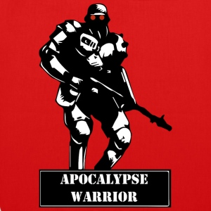 Apocalypse Warrior - EarthPositive Tote Bag