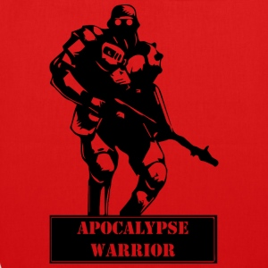 Apocalypse Warrior 2 - EarthPositive Tote Bag