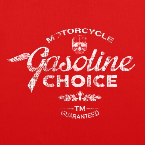 gasoline choice - EarthPositive Tote Bag