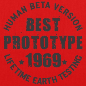 1969 - The year of birth of legendary prototypes - EarthPositive Tote Bag