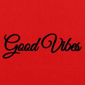 Good Vibes - EarthPositive Tote Bag