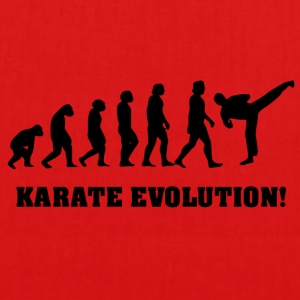 Karate Evolution - Bio-Stoffbeutel