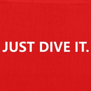 just dive it - Bio stoffen tas