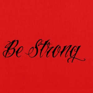 Be_Strong_ - Borsa ecologica in tessuto