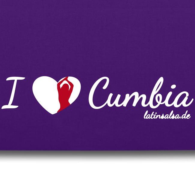 i love cumbia black
