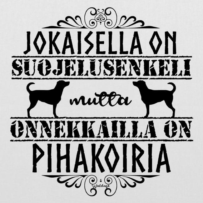 Pihakoira Enkeli