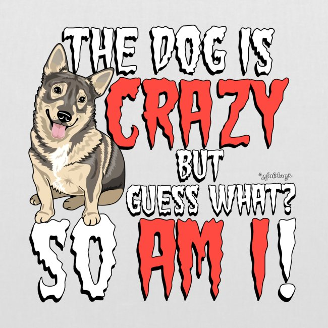 Vallhund Göötti Crazy