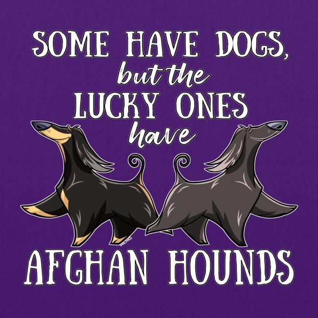 Lucky Afghans III