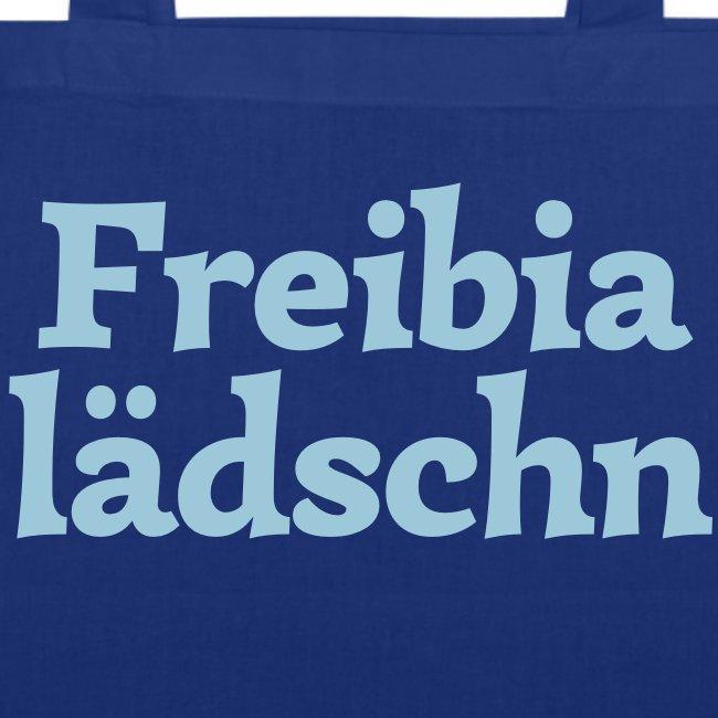 Freibialädschn (hochdeutsch: Freibiergesicht)