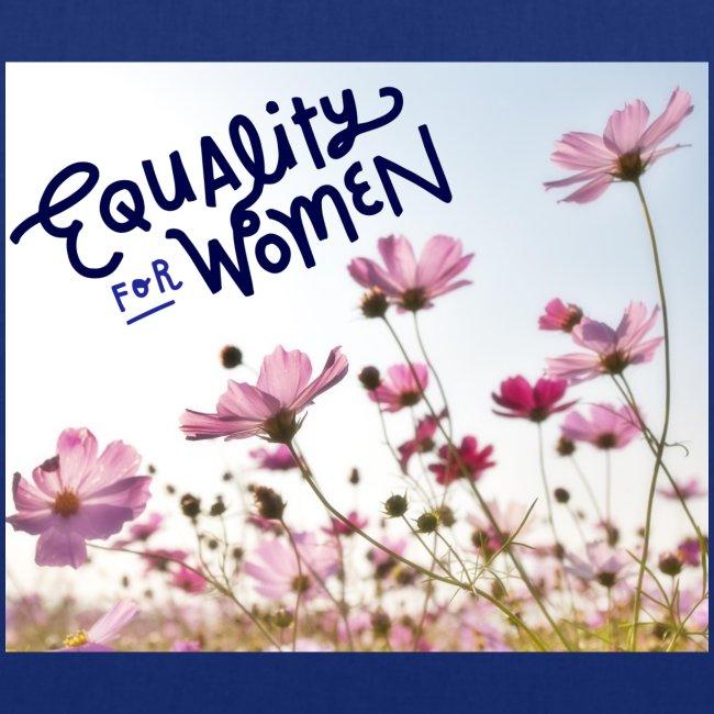 Egality for women