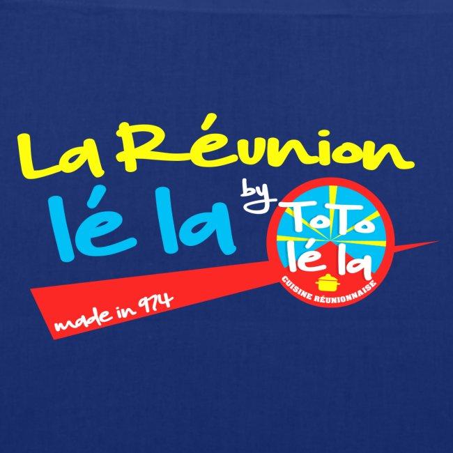 Collection La Réunion lé la by TOTO Lé La