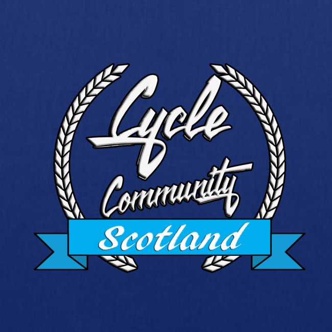 cycle community scotland Big tee