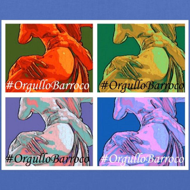#OrgulloBarroco a lo Warhol