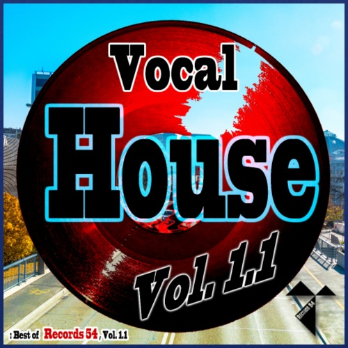 Vocal House Best of - Stoffbeutel