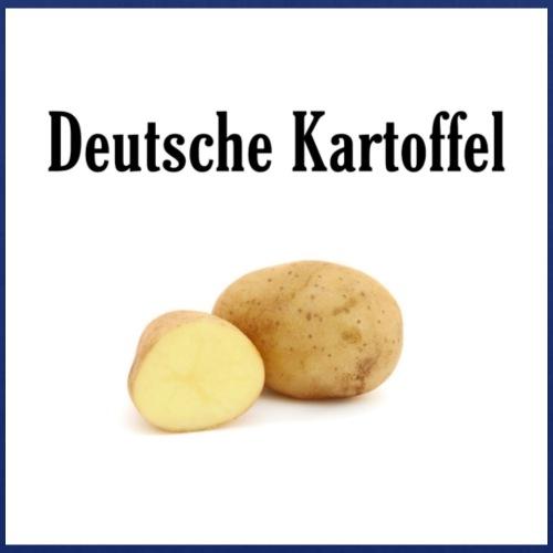 Deutsche Kartoffel - Stoffbeutel