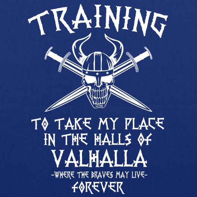 training for Valhalla