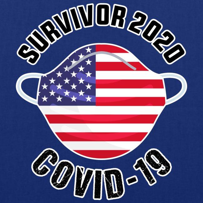 survivor covid-19 USA