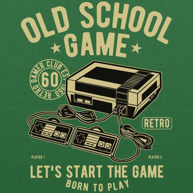 T-Shirt Jeux videos Vintage