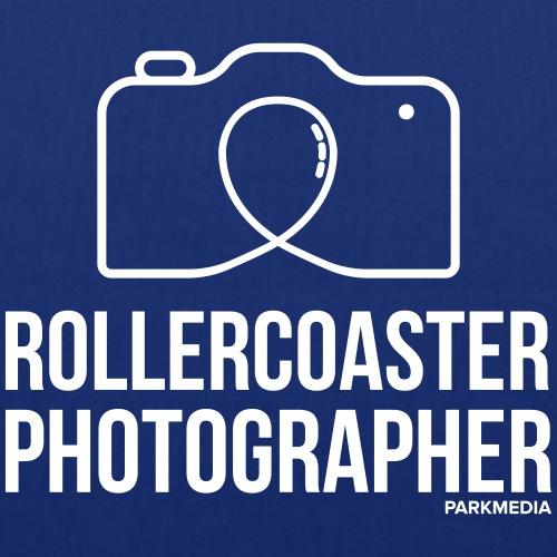 Photographe de montagnes russes - Sac en tissu