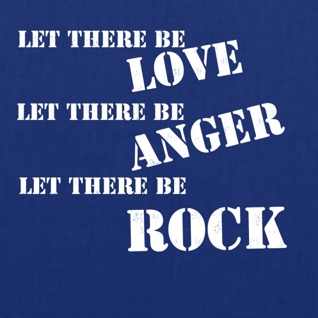 Love Anger Rock
