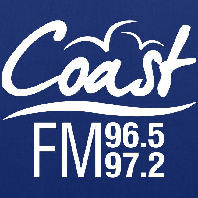 Coast FM single colour print