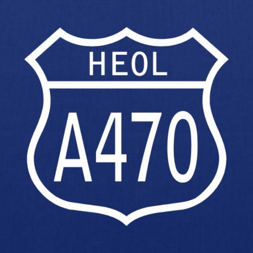 A470 HEOL - Tote Bag