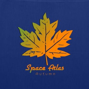 Space Atlas T-shirt Autumn Leaves - Tote Bag