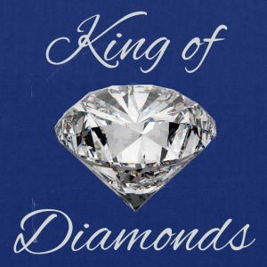 King of Diamonds - Tas van stof