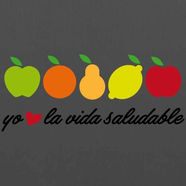La vida saludable